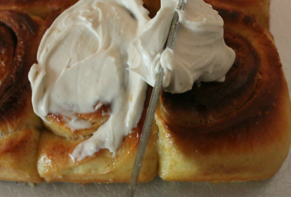 French Toast Cinnamon Rolls