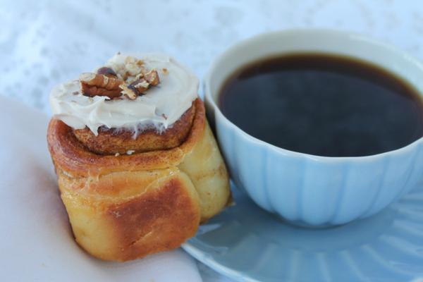French Toast Cinnamon Rolls