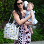Jenna Dewan-Tatum Takes Everly For a Checkup