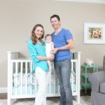 Beverley Mitchell Shows Off Daughter Kenzie's Nursery