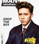 Brooklyn Beckham Model Debut
