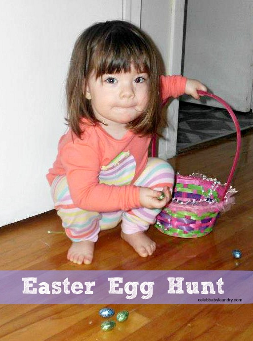 Easter Egg Hunt With Ava #EasterEggHunt