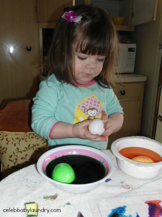 What's Easter Without an Egg Hunt? #Kindermom