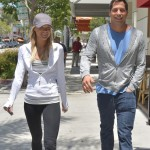 Joe Francis & Abbey Wilson Are Expecting Twin Girls