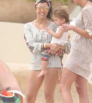 Kourtney Kardashian Spends Her Birthday In Cabo With Her Family