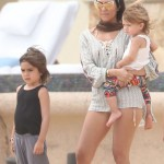 Kourtney Kardashian Celebrates Birthday With Family in Cabo