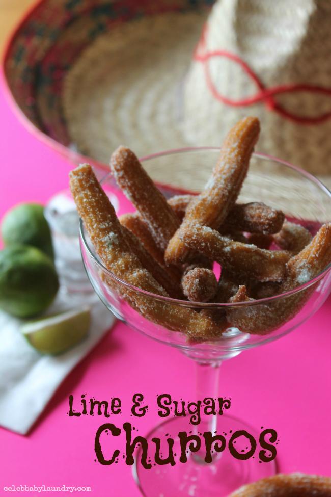 Lime and Sugar Churros