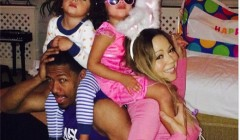 Mariah Carey Easter With Family