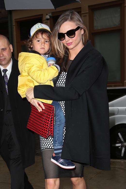 Miranda Kerr: Chic City Mom