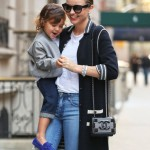 Miranda Kerr: Giggly Saturday Night Dinner