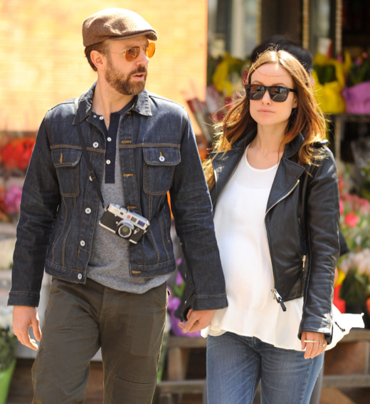 Olivia Wilde is Ready to Pop