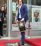 Orlando Bloom Honored With Star On The Hollywood Walk Of Fame