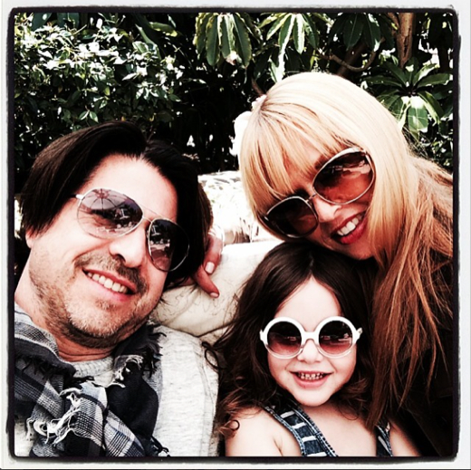 Rachel Zoe: Sunday Selfie With Her Boys