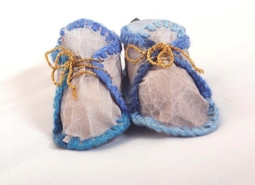 Taxidermist Mom Makes Placenta Baby Booties