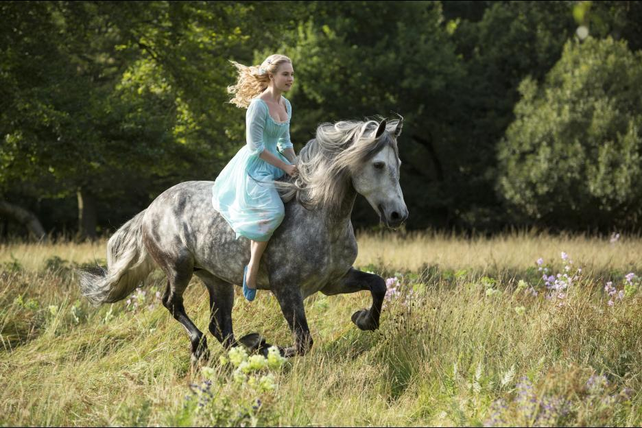Disney's 'Cinderella' Teaser Trailer and Poster Released