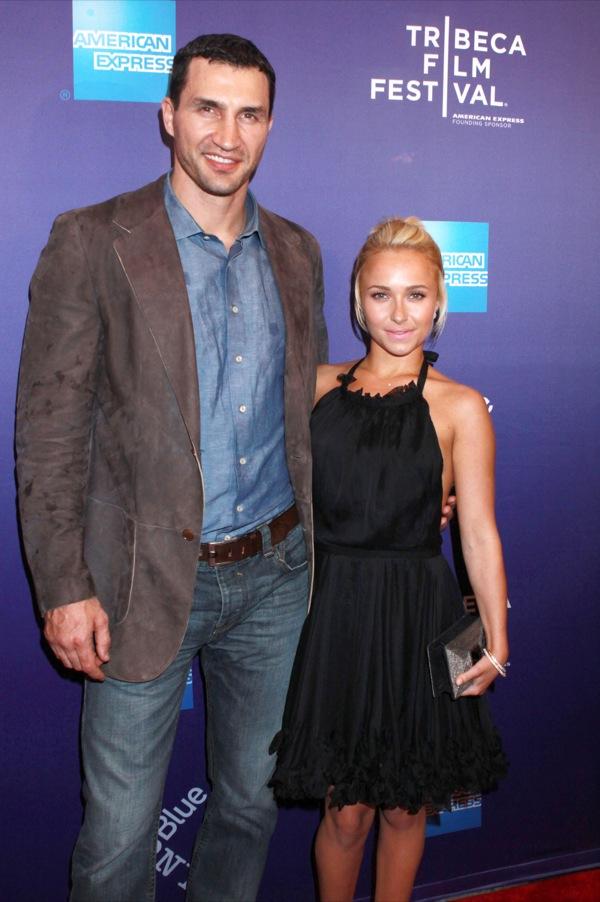 Hayden Panettiere Is Pregnant With Wladimir Klitschko