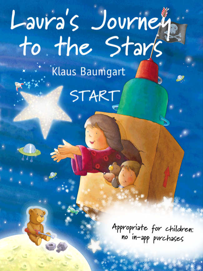 Let Your Child's Imagination Soar With Laura's Journey to the Stars