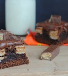 Reese's Stick Brownies