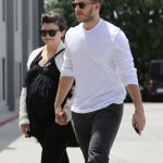 Ginnifer Goodwin Bumps Around Los Angles With Josh Dallas