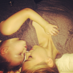 "Hilary Duff Shares a Sweet Shot of her ""Everything"""