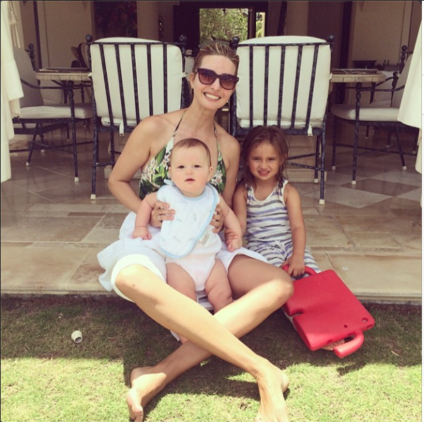Ivanka Trump Poses With Her Loves on Memorial Day Getaway ...