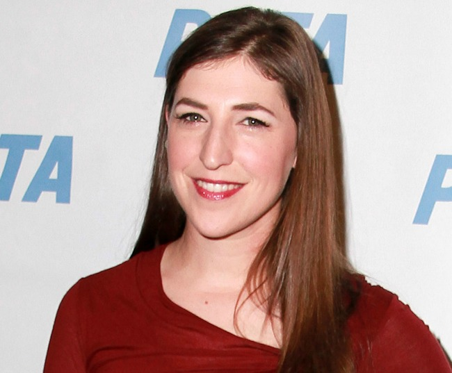 Mayim Bialik Defends Her Attachment Parenting