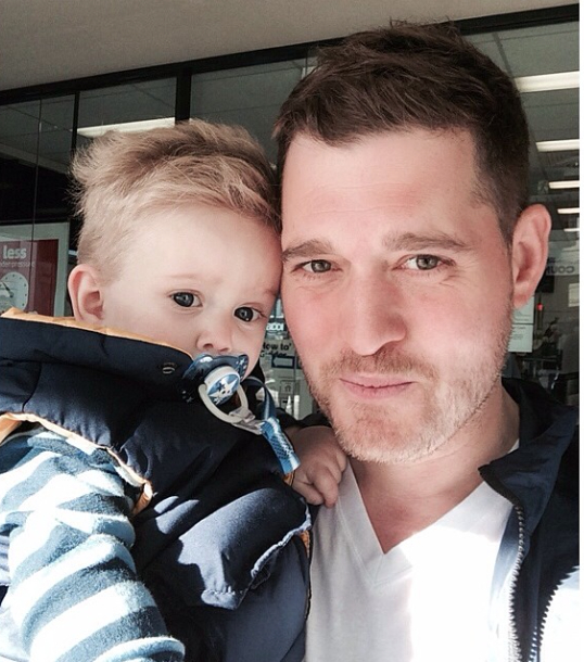 Michael Buble & noah