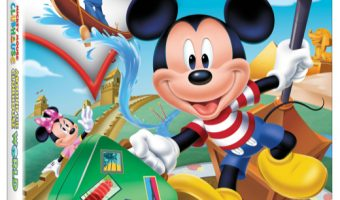 Review: Mickey Mouse Clubhouse – Around The Clubhouse World