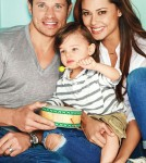 Nick & Vanessa Lachey on the Cover of Parents Magazine With Son Camden