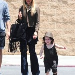Rachel Zoe: Sunday Lunch Date With Family