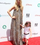Molly Sims and Rachel Zoe at The First Annual Super SaturdayLA