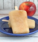 Applesauce Popsicles