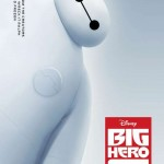 'Big Hero Six' Movie Posters