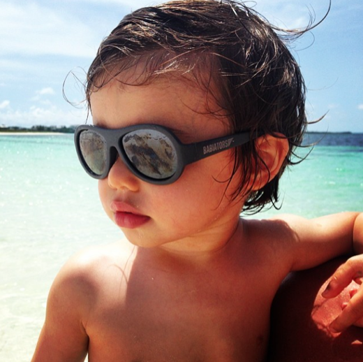 Vanessa Lachey Shares Sweet Summertime Shot of Camden