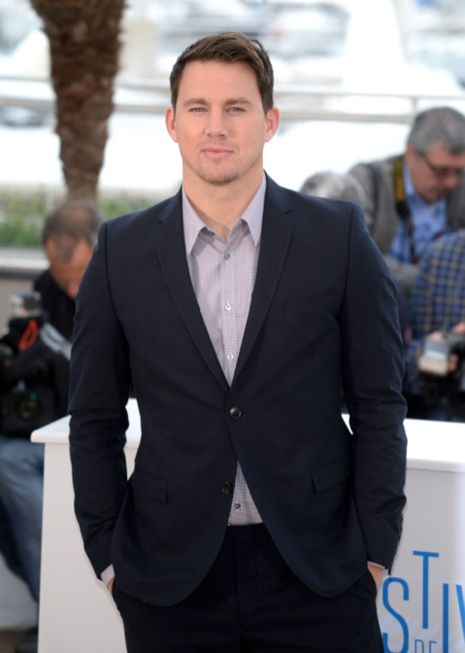 "Channing Tatum at the 67th Annual Cannes Film Festival - ""Foxcatcher"" Photocall"