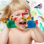 How To Deal With Your Toddler's Uncommissioned Wall Art
