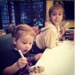 Jessica Alba Missed Her Babies