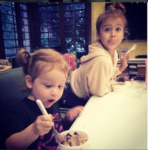 Jessica Alba Kids