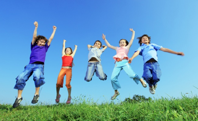 Ways to Get Your Kid Active This Summer