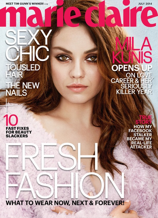 Mila Kunis: I Love Being Pregnant