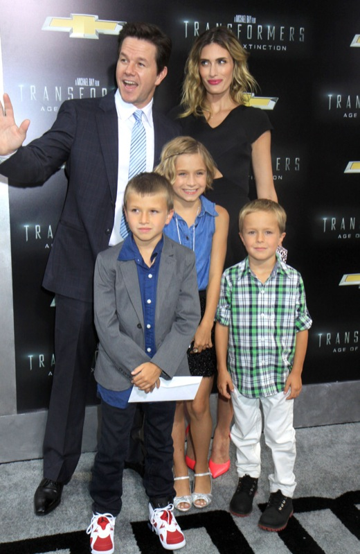'Transformers: Age Of Extinction' New York Premiere Is A Family Affair