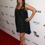 Mila Kunis Bumps at the Premiere of Third Person