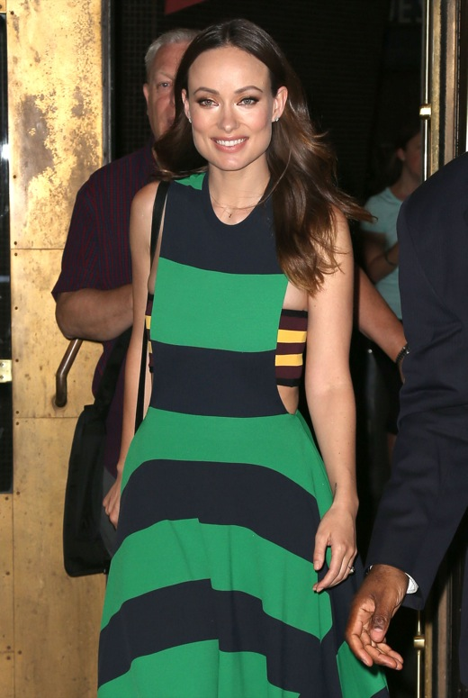 Olivia Wilde Spotted Out And About In New York
