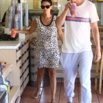 Rachel Bilson Indulges in a Healthy Pregnancy Smoothie