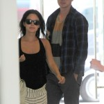 Pregnant Rachel Bilson Goes For a Check-Up