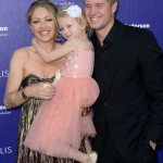 Rebecca Gayheart & Eric Dane Walk The Chrysalis Butterfly Ball Red Carpet With Billie