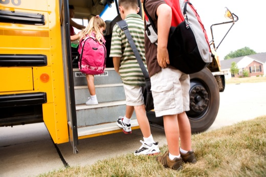 Kindergarden School Bus Travel: 5 Tips To Keep Your Child Safe and Happy