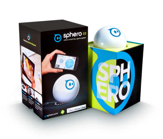 Sphero 2.0: Revolutionizing Game Play #GetSphero