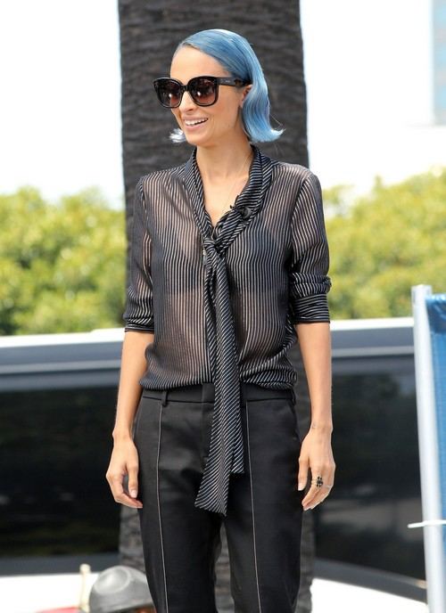 Nicole Richie Admits That She's Always 'Truthful' To Her Kids