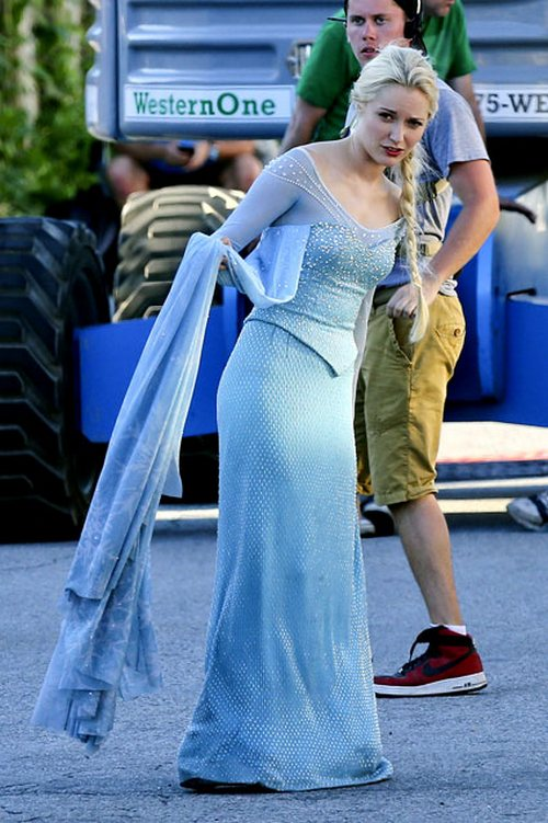 Georgina Haig as Elsa - Once Upon a Time Image